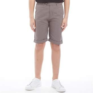 Fluid Boys Chino Shorts Charcoal