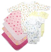 Bambini Newborn Baby Shower Layette Gift Set, 8pc (Baby Girls)