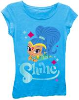 Freeze Shimmer and Shine Tee (Little Girls)