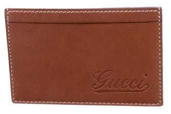 2b347bb1b7a Gucci Mens Card Case - ShopStyle