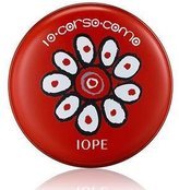 2017 IOPE 10 Corso Como Air Cushion Natural - Red Case, 15g+1 refill, Color , C