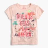 "J.Crew Girls' ""Mexico"" destination art T-shirt"