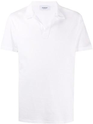 Dondup Open Collar Polo Shirt