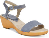 White Mountain Corky Wedge Sandals Women's Shoes