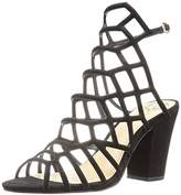 d3031c5b259 Vince Camuto Black Chunky Heel Women s Sandals - ShopStyle