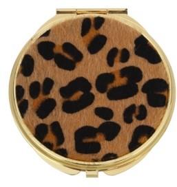 Betsey Johnson Leopard Compact