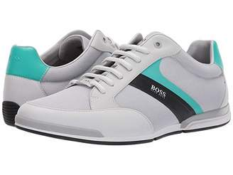 HUGO BOSS Saturn Low Profile Leather Sneakers by BOSS