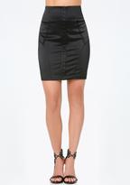 Bebe Tiana Corset Skirt