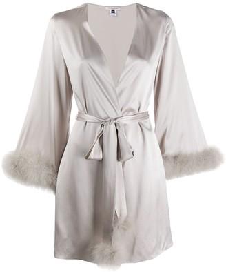 Gilda and Pearl Kitty Short Robe