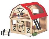 Plan Toys ; Dollhouse Barn