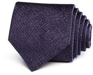 John Varvatos Graphic Stripe Classic Tie