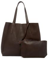 Liebeskind Berlin Niigata Reversible Leather Shopper Bag