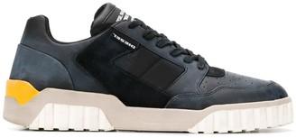 Diesel low top dictionary print sneakers