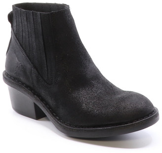 Fly London Dore Leather Comfort Bootie