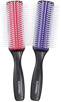 Plugged In Silicone 9-Row Styling Brush