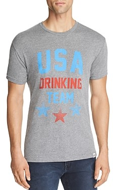 Kid Dangerous Usa Drinking Team Graphic Tee