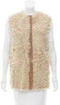 Dolce & Gabbana Casual Shearling Vest