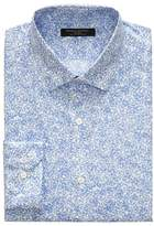 Banana Republic Camden Standard-Fit Non-Iron Stretch Print Shirt
