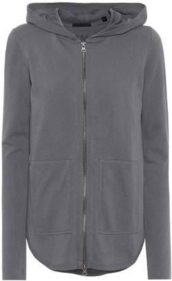 ATM Anthony Thomas Melillo French Terry cotton hoodie