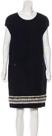 Chanel Cashmere Sweater Dress