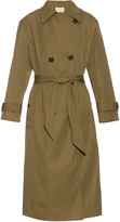 Etoile Isabel Marant Double-breasted long-length trench coat