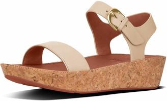 FitFlop Women's Bon II Back-Strap Sandals Heeled