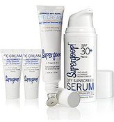Supergoop! Rise & Shine Beauty Value Set