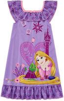Disney Rapunzel Short Sleeve Nightshirt