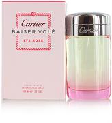 Cartier Baiser Vole Lys Rose 3.3-Oz. Eau de Toilette - Women