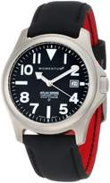 Momentum Men's 1M-SP00B12B Atlas Dial Touch Leather Watch