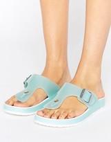 Blink Jelly Toepost Flat Sandal