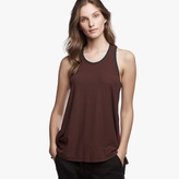 James Perse Contrast Ringer Tank