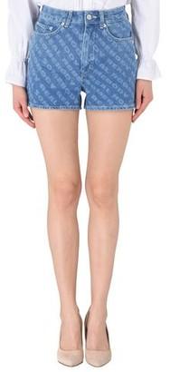 Wood Wood Denim shorts