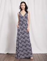 Boden Annecy Full Skirt Maxi Dress