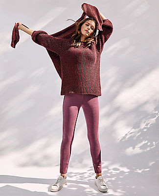 Ann Taylor The Tall Seamed Legging