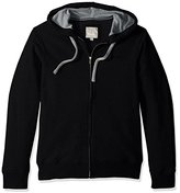 Bench Men's Back Logo Zip up Hoodie