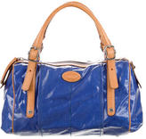 Tod's Coated Canvas Handle Bag