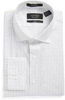 Nordstrom Men's Trim Fit Dot Dress Shirt