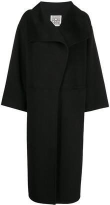 Totême Spread Collar Coat