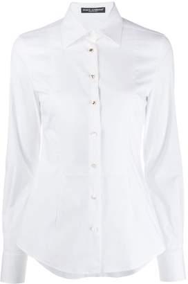 Dolce & Gabbana fitted waist shirt