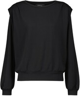 Thumbnail for your product : Lanston Overland mesh-insert sweatshirt