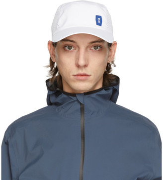 On White Lightweight Clubhouse Cap