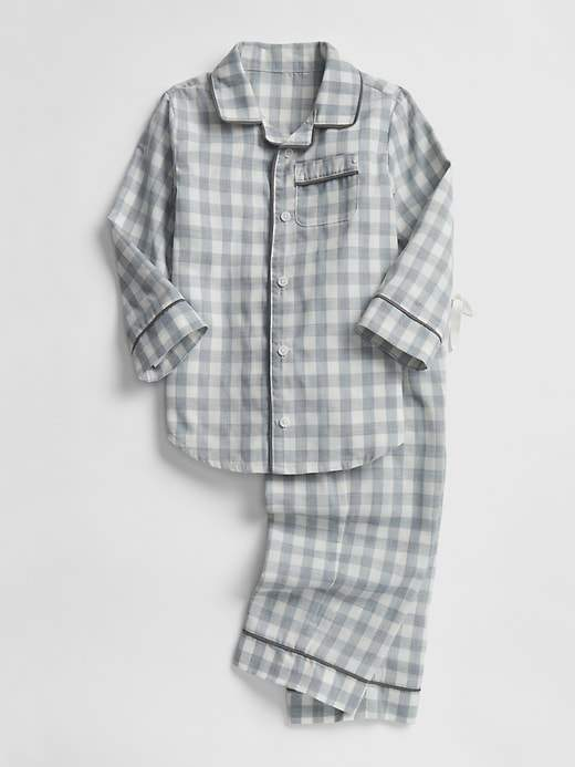 15a764f86d1 Boys Collared Pajamas - ShopStyle