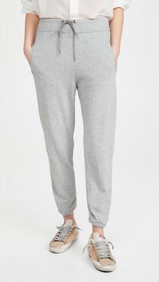 James Perse Fleece Pull On Sweat Pants