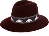 Maison Michel Henrietta fur-felt hat