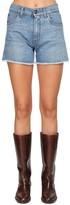 Etro Cotton Denim Shorts