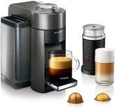 Nespresso Vertuo Coffee & Espresso Machine with Aeroccino Milk Frother