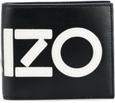 Kenzo Eyes wallet - men - Leather - One Size