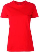 Moncler Gamme Rouge Estella T-shirt - women - Cotton - 40