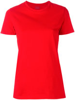 Moncler Gamme Rouge Estella T-shirt - women - Cotton - 42